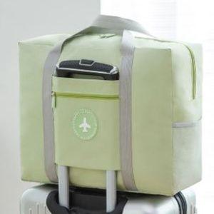 Handbags - NEW Oxford Cloth Travel Luggage Bag (Green)